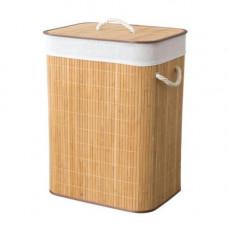 Doreline Bambu Çamaşır Sepeti