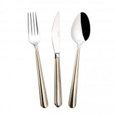 Emsan Elegance Dumais Gold 84 Parça Lüks Kutulu Çatal Kaşık Bıçak Seti NAKİT 750 TL