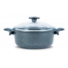 ThermoAD Alüminyum Döküm Granit 20 cm Derin NAKİT 110 TL