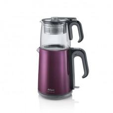 Arzum Ar3031 Arzum Çaycı Heptaze Çay Makinesi Mürdüm Nakit 375