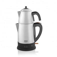 Arzum Ar3051 Çaycı Lux Paslanmaz Çelik Çay Makinesi Nakit 350 tl